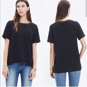 Madewell Industry Top - Size M